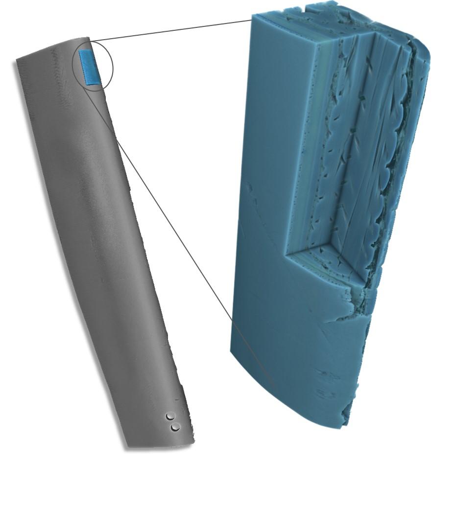 Fiber Composite – Wind Blade Engineering